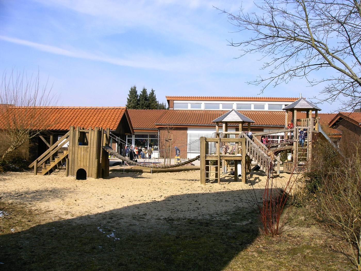 Ansicht des Kindergartens St. Franziskus